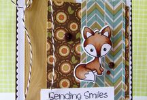 Bonnie Sharp YNS Stamp Creations / Your Next Stamp Cards
