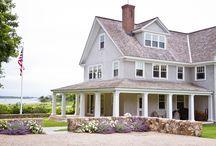Woods Hole Residence