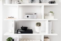 SHELFIE / The most beautifully styled shelves on the internet.