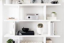 regal // shelf