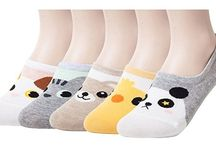 Sockstheway Womens Cute Anti-Slip No Show Socks