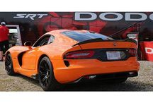 Always approach a Viper with caution. - photo from dodgeofficial