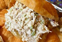 Chicken salad recipes