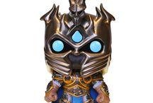 Blizzard / Retrouvez toutes les figurines pop des jeux vidéo de Blizzard