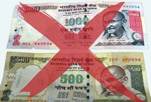 Ban 500 & 1000 Note