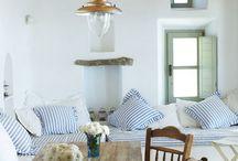 Paros living room