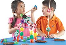 Parenting: STEM Learning / Find ways to encourage learning in science, technology, engineering and math at home! / by Kaplan Toys