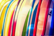 Surfboards / by Kathi Artigliere