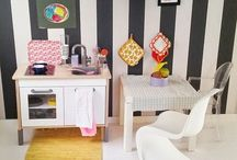 Kids Bedrooms / From toddlers to tweens, kids bedrooms can be their creative sanctuaries, reading spaces, school offices, place to have sleep overs and tell bedtime stories. These are rooms that are special and not just for sleeping.