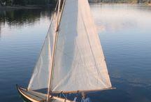 Wooden Boats / 16' Islay Skiff