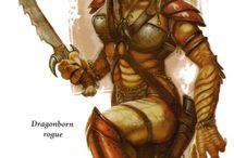 Dragonborn - Female