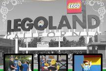 Scrapbook - Legoland / by Kendra Burns