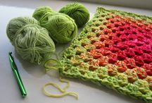 Fiber Fun / Love to Knit & Crochet  / by Kelsey Cobb