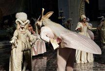 Design: Stage costumes