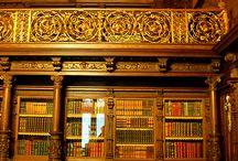 Старинные и оригинальные общественные библиотеки
