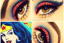 Masuillage wonder woman