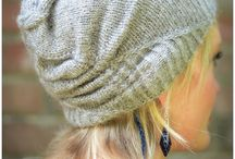 Knitting: Hats, toques & beanies