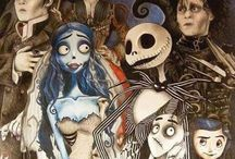 The eccentric world of tim burton / Tim burton through the looking glass
