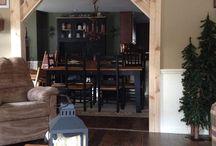 Living Room Reno
