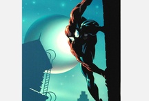 My Comic Book Dreams / by Chantelle Comeau
