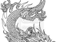 dragon stuff