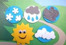 Preschool weather