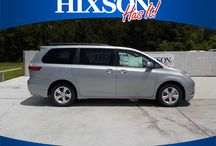 2016 Toyota Sienna LE $34,808 / 11981 Lake Charles Hwy.,    Leesville,	LA	71446 	  Sales:	(877) 860-2057	 Service:	(877) 861-7832	 Parts:	(877) 865-0213