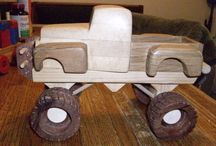 Cool Handmade Toys / My husband makes wooden toys. They last forever.