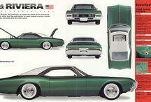 Cars / '69 riviera