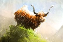 Highlands / A collection of great highland things.