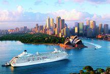 Explore Australia with Captain Cook Cruises
