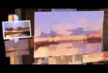 Videos painting