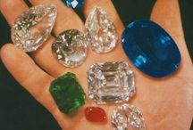 Beautiful gems minerals