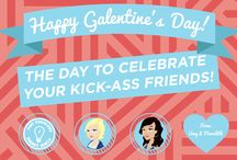Galentine's Day / Celebrating our BFFs <3