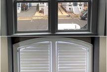 Window Treatments - Before & After
