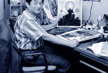 Go Nagai / Mangaka / Master of Mecha