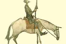 Quixote / Don Quixote quotes, illustrations, and art. / by Chris Hunter