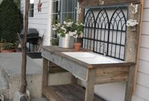 Potting Tables / by Renee Kerby