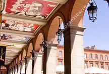 Vivre à Toulouse, Marseille, Nice et leurs environs / 3F est aussi en région Occitanie avec Immobilière Nord-Artois. Nous vous proposons  de découvrir les différents lieux que vous pourriez visiter le temps d'un week-end ou d'une vie. #Voyage #3F