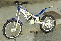 Motos Trial electricas