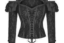 gothic ruha