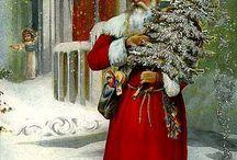 Santa / by Ruthbarb Uetz