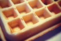Waffles / by Barbara Hammons