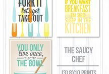 Kitchen / by Susan Atkinson