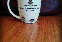 Hobilerim : )) / Kupa kupa cup mug