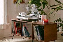 vinylmøbel