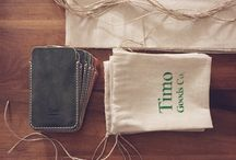 Timo Goods Co. / #leatherwork