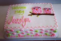 Owl Baby Showers