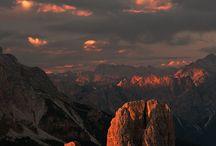 """❤️ mountain  / """"La montagna regala emozioni a chi è sensibile ed educato."""""""