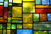 Stained Glass / by Tanya Hawkins
